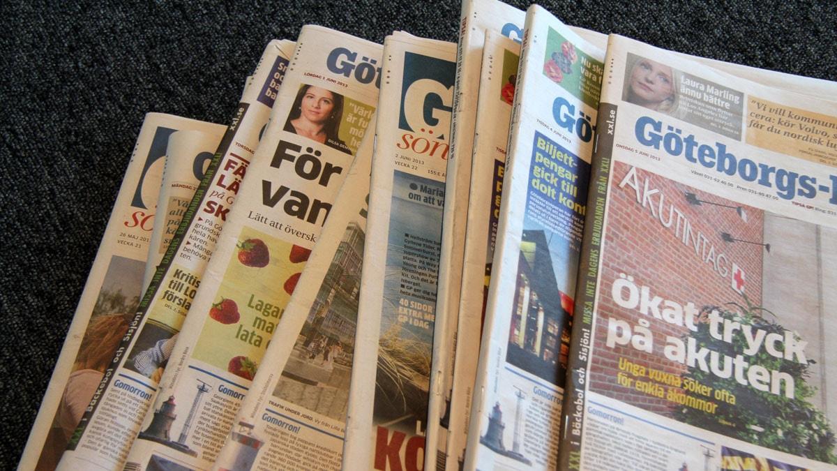 Journalister frias igen