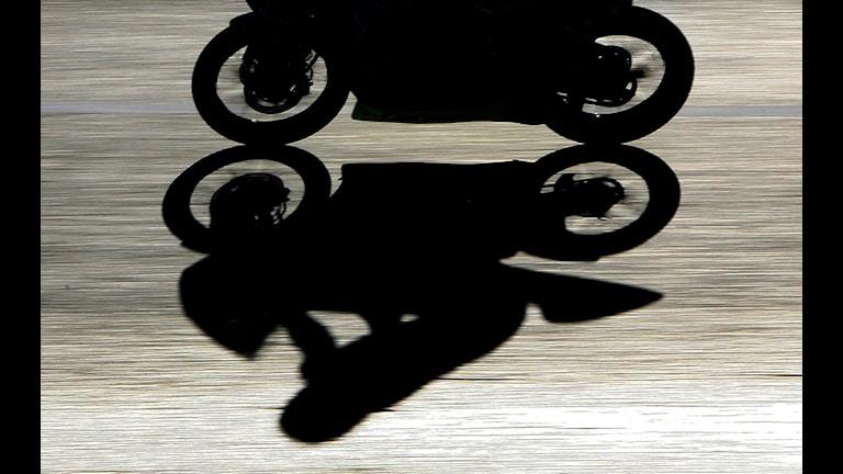 Motorcykel. Bild: Scanpix