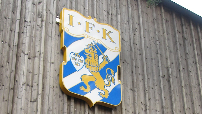 Kamratgården IFK Göteborg. Foto: Peter Stenberg/P4 Sveriges Radio Göteborg