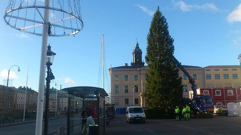 Foto: Ida Cliffordson/P4 SR Göteborg