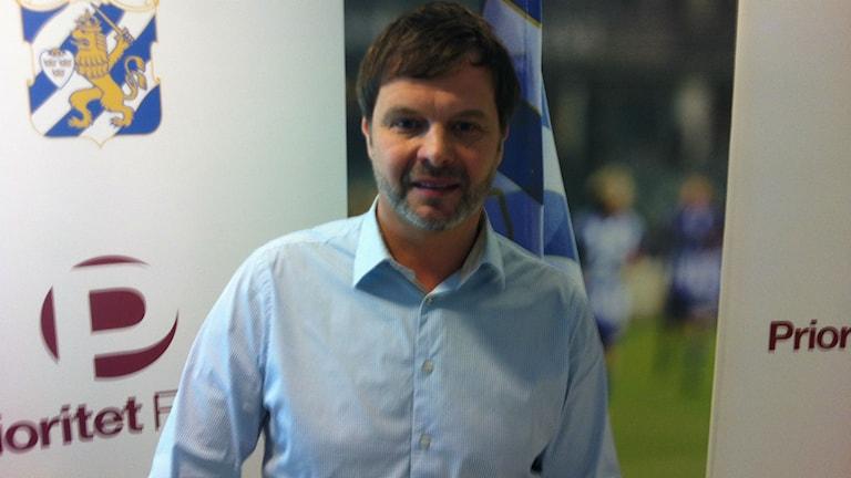 Karl Jartun lämnar uppdraget som ordförande för Blåvitt.