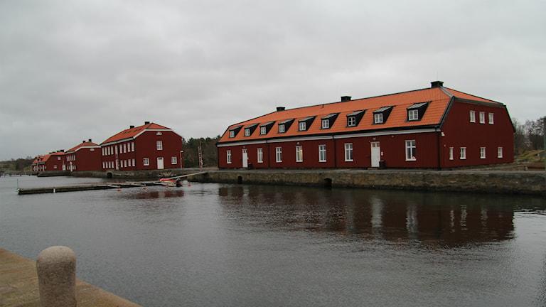 Känsö i Göteborgs skärgård. Foto: Annika H Eriksson/SR