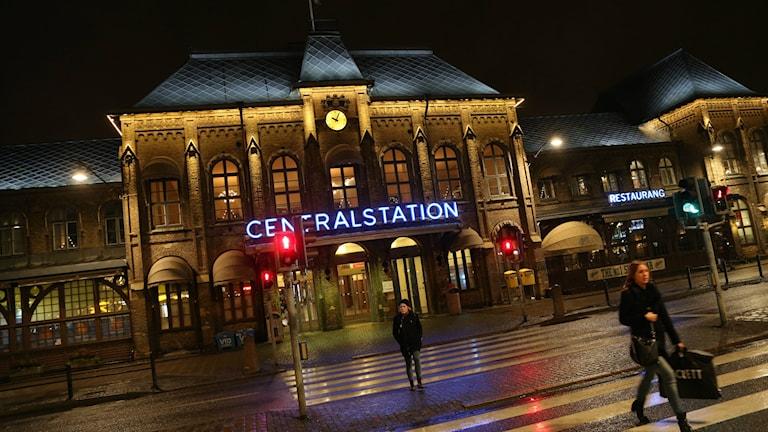 Centralstationen Göteborg