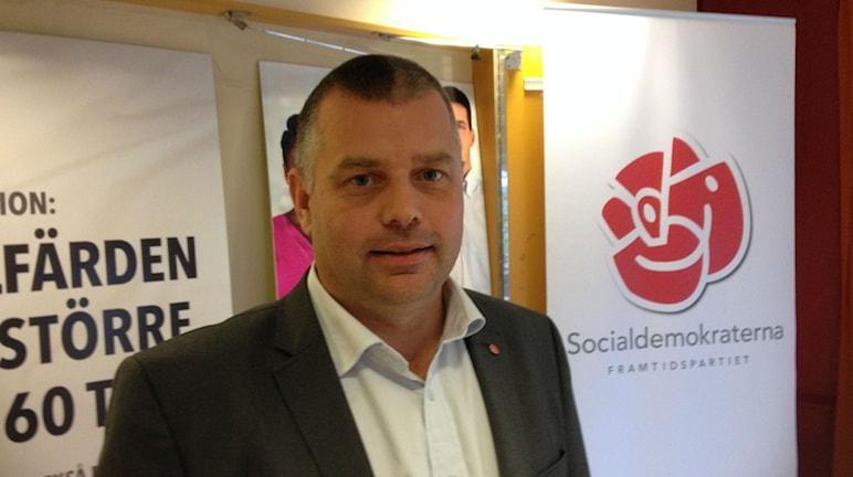 Håkan Linnarsson, Socialdemokraterna