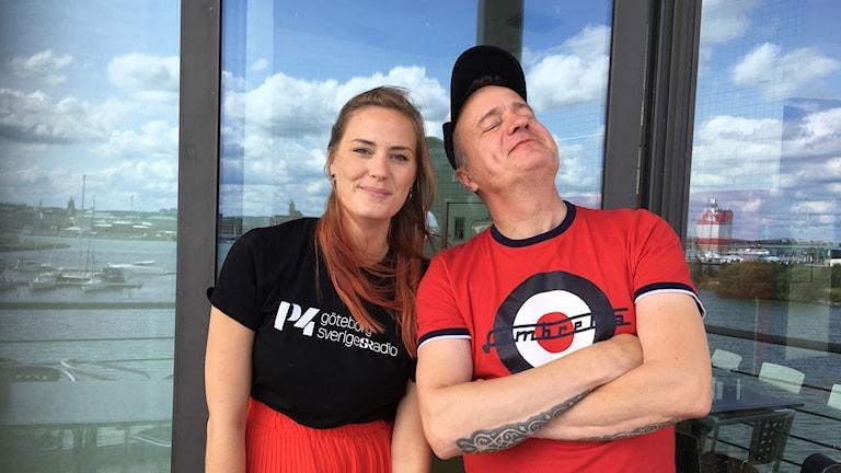 Ann Engström och Per Dahlberg