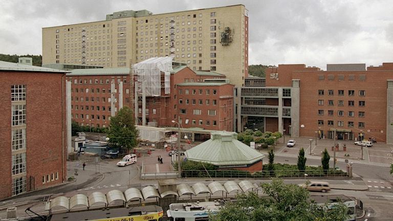 Sahlgrenska Universitetssjukhus.
