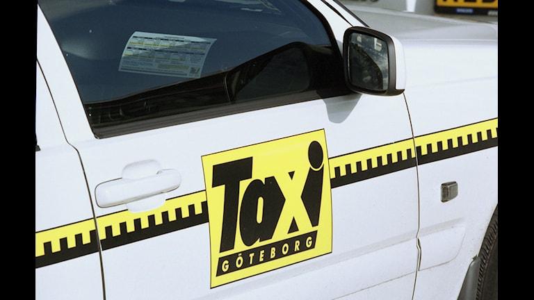 Taxibranschen i Göteborg vill köra i kollektivfilerna