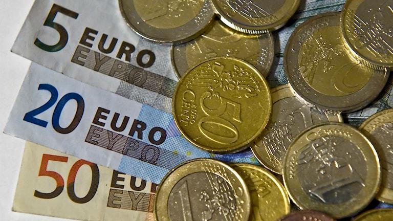 Eurosedlar. Foto: Claudio Bresciani /TT