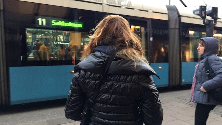 Maria, 16, från Rumänien heter egentligen något annat.