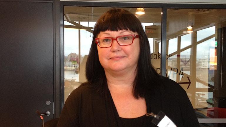 Teknikspanaren Maria Gustafsson