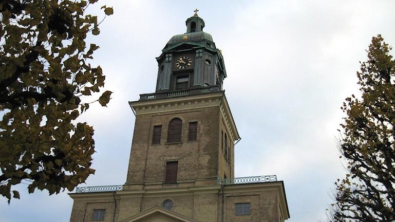 Domkyrkan i Göteborg.