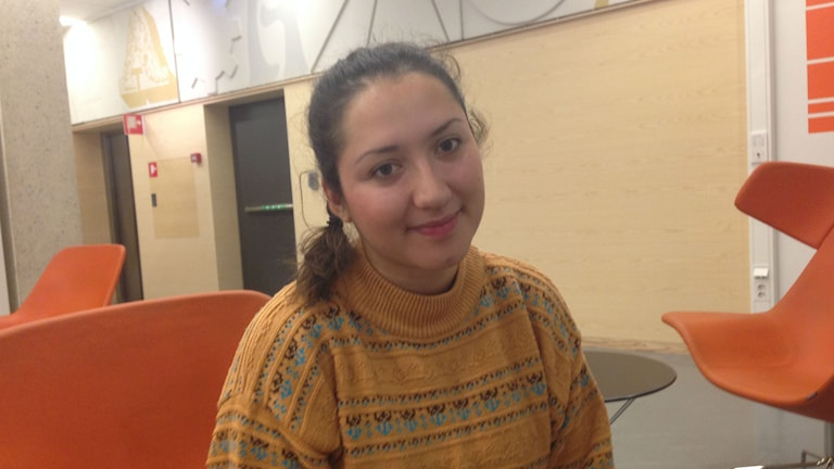 Carolina Lopez. Foto: Sylvia Dahlén.