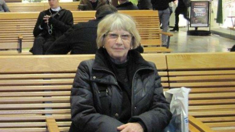 Gunhild Frylén. Foto: Epp Anderson