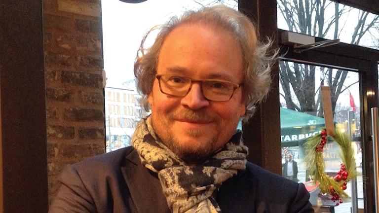 Fredrik Lindström. Fotot: Kalle Kovács