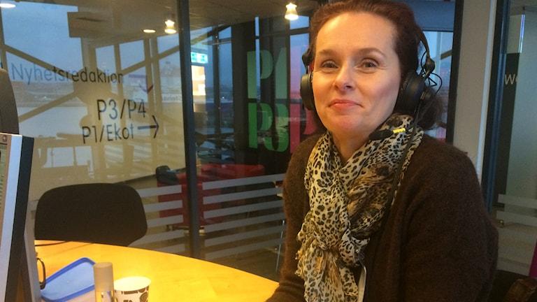 Judith Molnar ger relationsråd i P4 Göteborg
