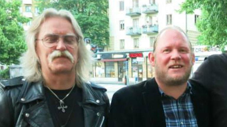 Stefan Bellnäs och Johan Johansson