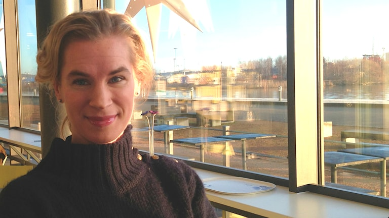 Titti Holmer, psykolog och författare