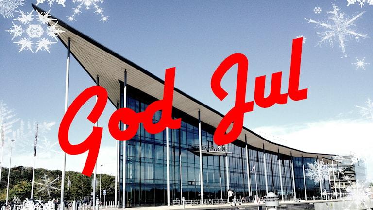 God Jul önskar P4 Göteborg