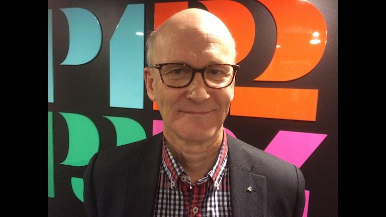 Jan Carlström, medicinsk rådgivare och ordförande i läkemedelskommittén i Västra Götalandsregionen. Foto: Ylva Nilsson