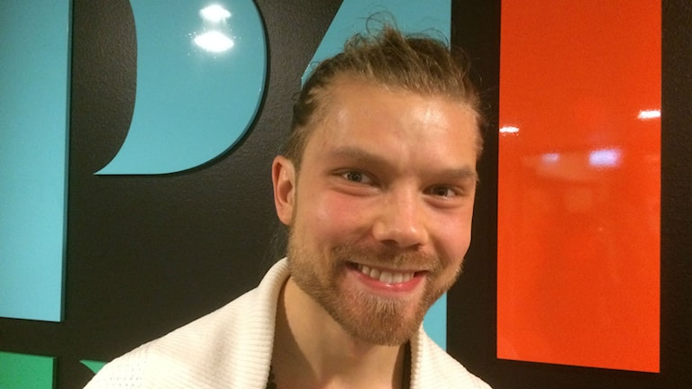 Patrik Deijenstedt. Foto: Ylva Nilsson/SR