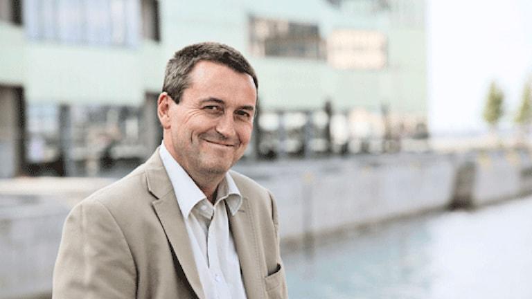 Stefan Bengtsson, rektor vid Malmö högskola, blivande rektor och vd för Chalmers tekniska högskola. Foto: Malmö högskola.
