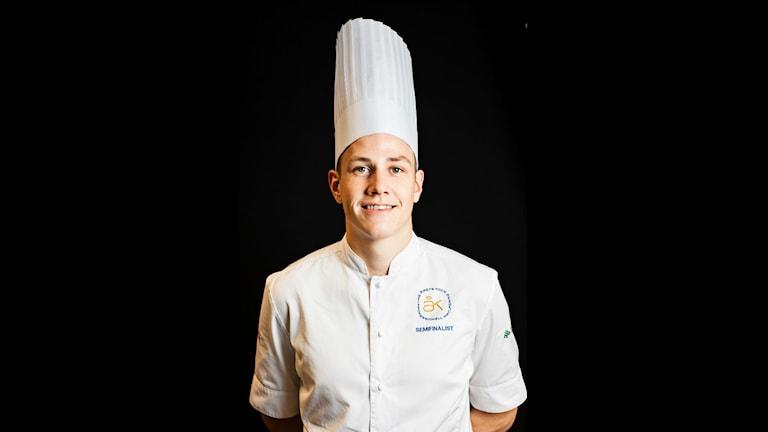 Thomas Sjögren tävlar i Årets kock