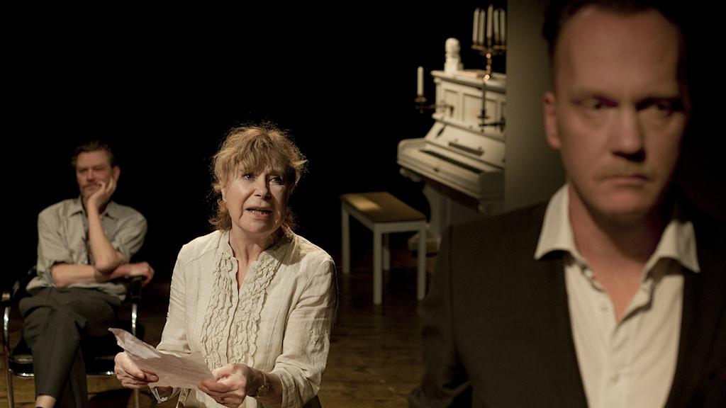 Som varje annan dag har premiär på Teater Trixter i helgen. Foto: Henrik Rylander