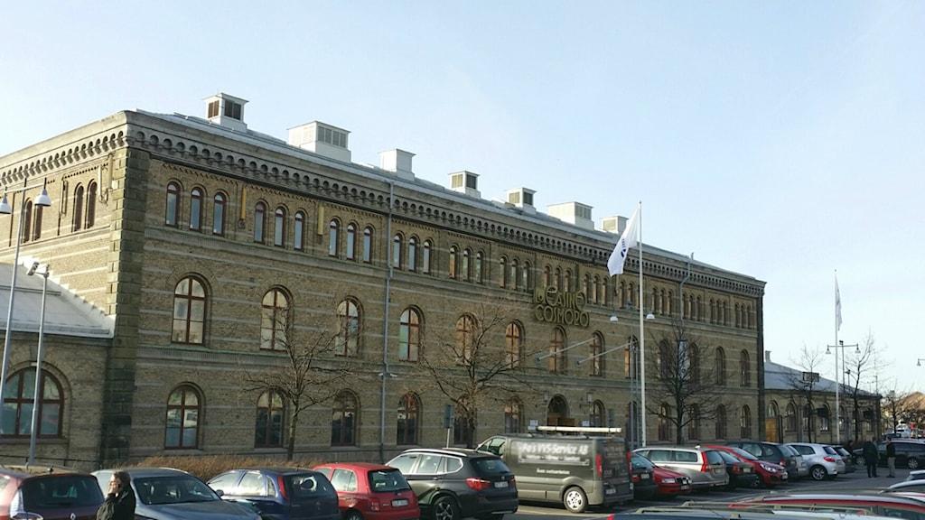 Tullhuset i Göteborg