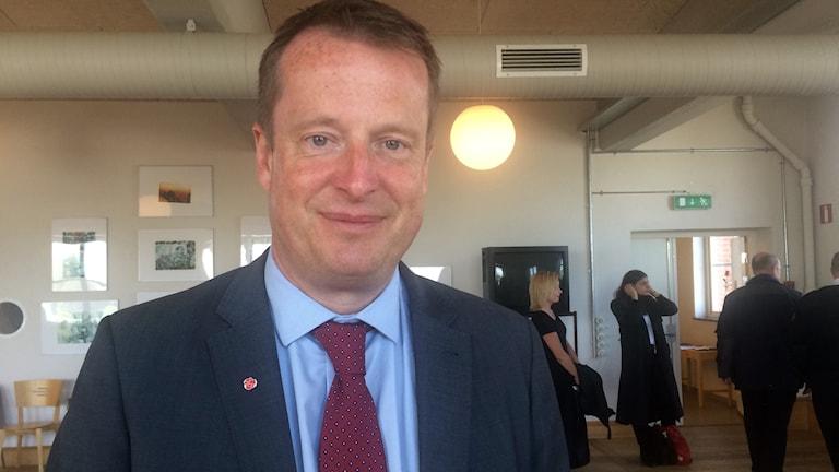 Anders Ygeman, Inrikesminister