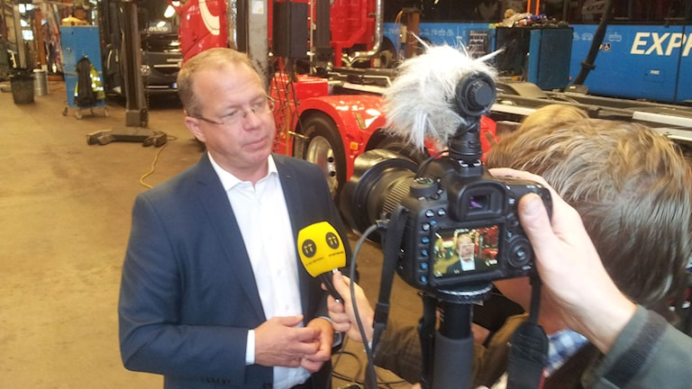 Martin Lundstedt ny Volvo VD.