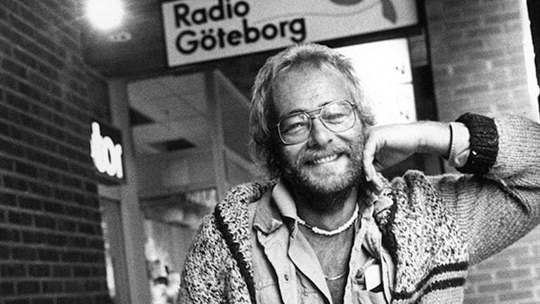 Frank Gunnarsson . Foto: SR