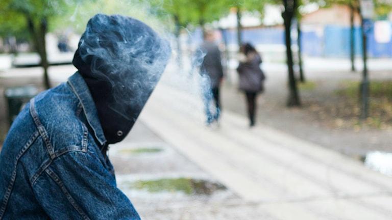 Många unga kriminella vill inte att föräldrarna ska ta del av sekretessbelagda uppgifter. Foto: Robin Haldert / TT
