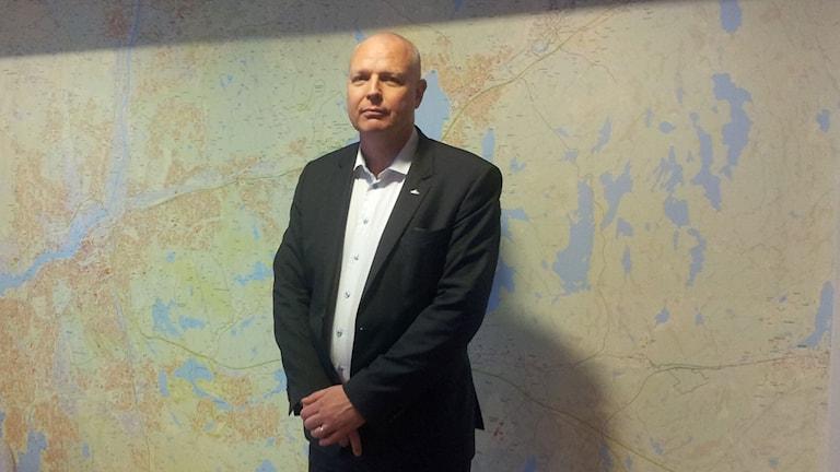 Magnus Klintbäck ny tf VD Taxi Kurir Göteborg