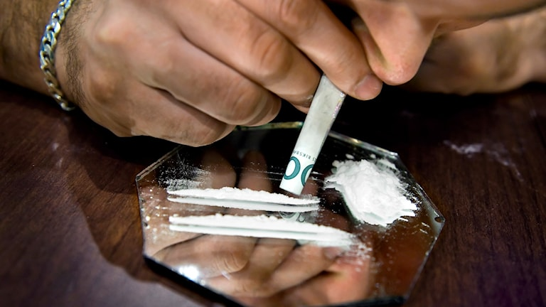 Antalet personer som dör en drogrelaterad död ökar i Västra Götaland. Foto: Claudio Bresciani / TT
