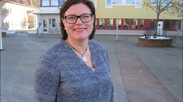 Tia Edlund, Göteborgin suomenkielisen vanhustenhoidon prosessijohtaja.