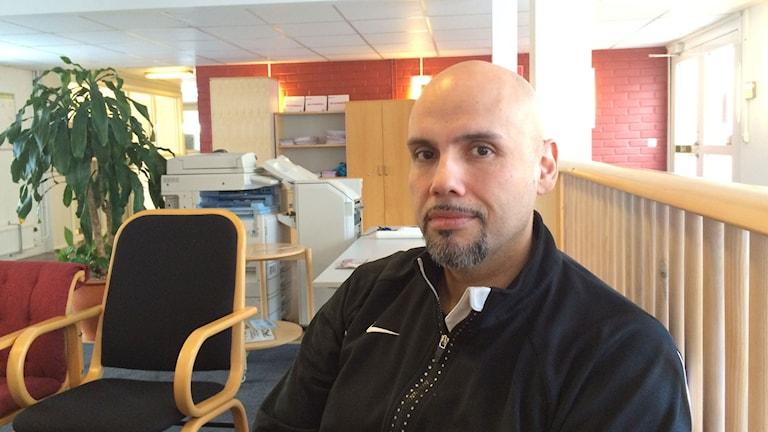 Francisco Carrazana huvudskyddsombud Migrationsverket Väst