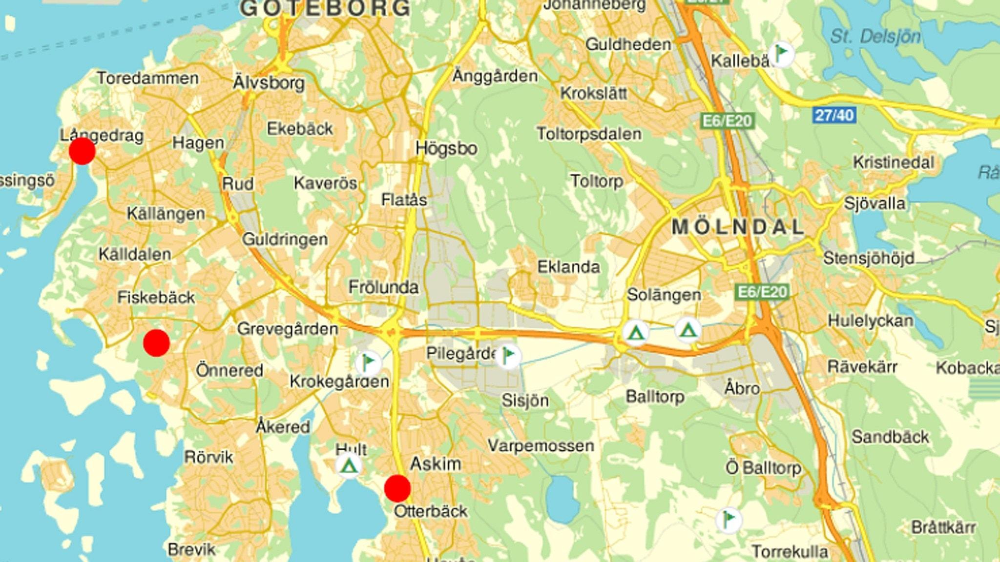 1000 Temporara Bostader Blev 80 Villavagnar P4 Goteborg