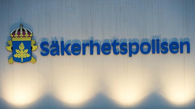 Säpo delar med sig av ny information till polisen om hemvändande stridande i terrororganisationer. Foto: Maja Suslin/TT