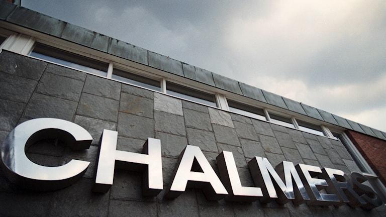 Chalmers tekniska högskola i Göteborg. Foto: Fredrik Persson/TT