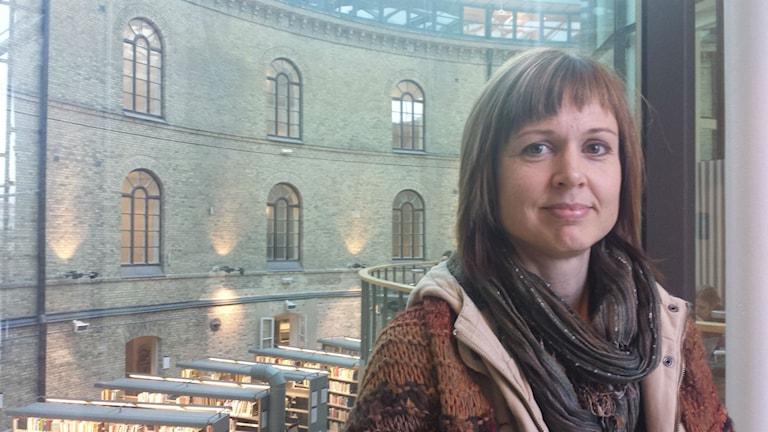 Efter 11 år som SFI-lärare behövde Sara Ekdahl omväxling i sitt yrkel