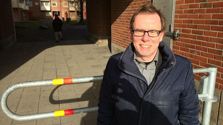 Johan Wilck, chef för Bostadsbolaget på HisingenJohan Wilck, chef för Bostadsbolaget på Hisingen