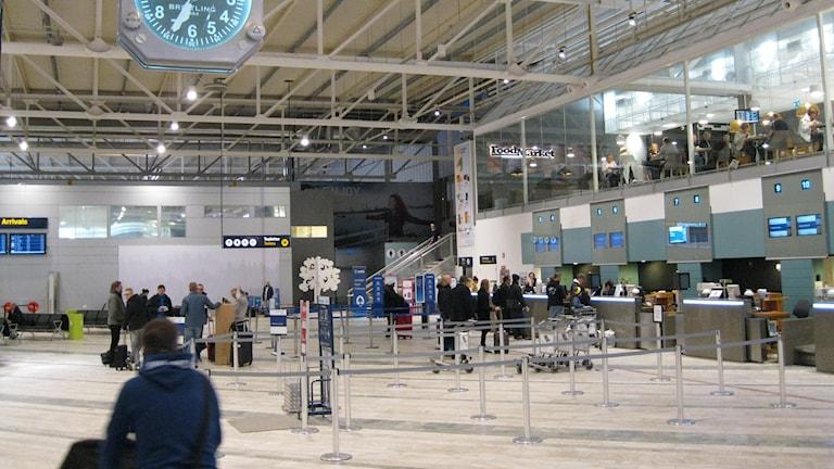 Utrikesterminalen Landvetter flygplats
