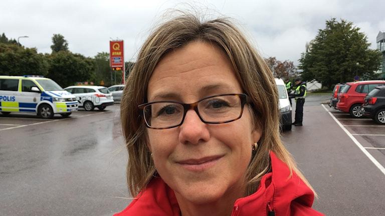 Malin Lundgren, verksamhetschef NTF.