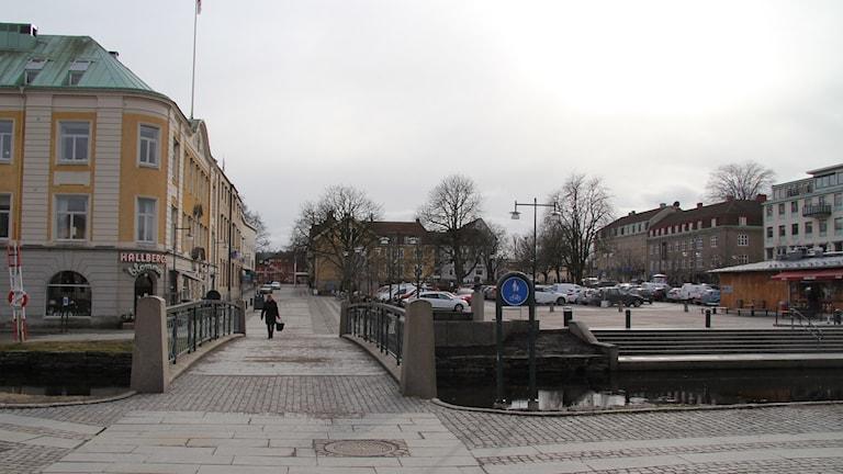 En bild från Alingsås