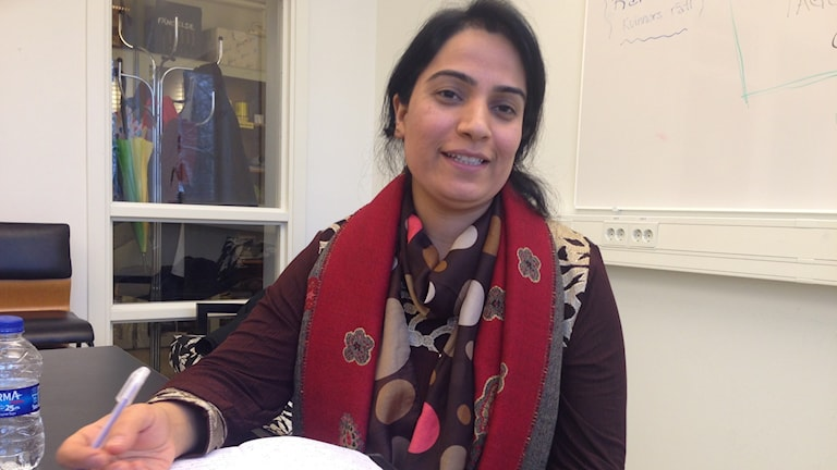 Afghanska Malalai Joya