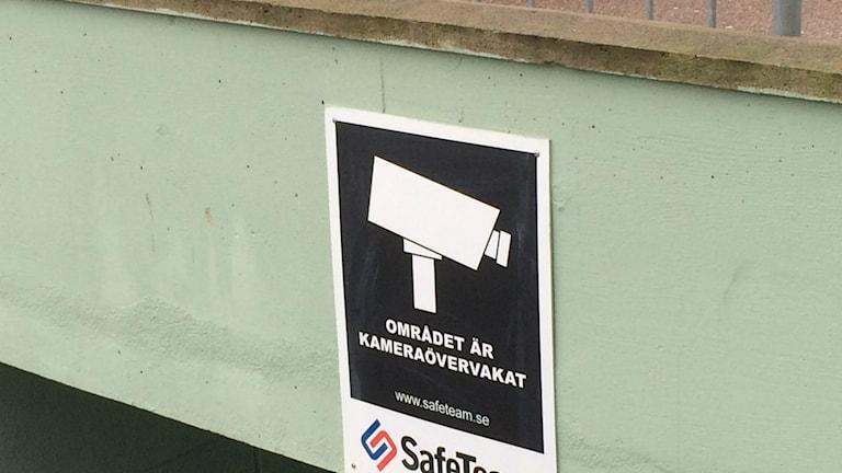 Övervakningskamerorna blir fler varje år.