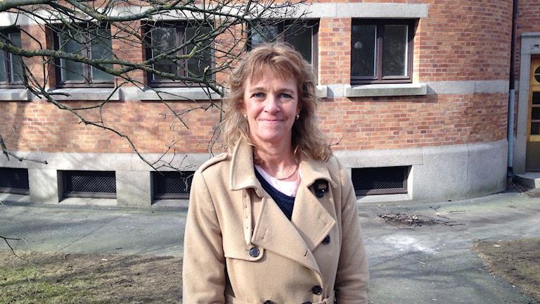 Helena Lindholm, prorektor GU