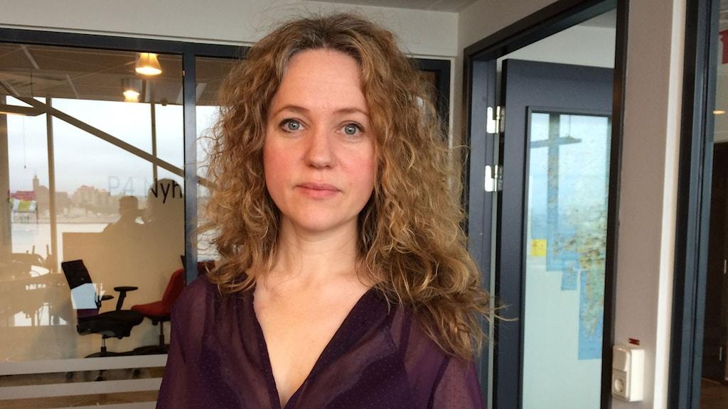 Catharina Törn, lektor i kulturstudier på GU.