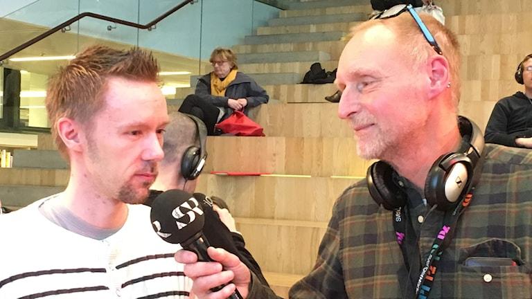 Peter Dahlgren och Peter Stenberg.