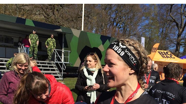 Karin Karlsson vinnare av tough viking